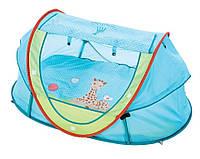 Детский переносной тент для сна «Sophie La Girafe» с рождения ТМ LUDI Разноцветный SLG-02