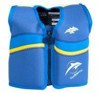 Детский плавательный жилет Original Konfidence Jacket S / 2-3 года ТМ Konfidence (Nautical Wave) KJD11-03