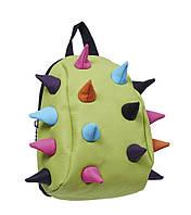 """Детский рюкзак """"Rex Mini BP"""" ТМ MadPax Лаймовый мульти KAB24484937"""