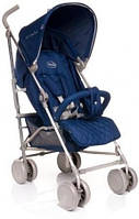Детская коляска трость прогулочная 4baby LE Caprice 2016 Navy Blue синяя Польша