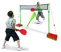 Детский спортивный игровой набор Tailball с сеткой (от 3 лет) ТМ Mookie 7114MK