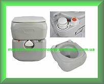 Биотуалеты портативные с электросмывом 21IKE (серый)