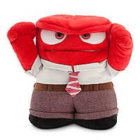 Мягкая игрушка Злость головоломка Inside Out Anger Disney