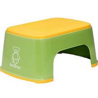 Детский табурет - подставка Step Stool ТМ BabyBjorn (салатовый) 61162
