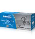 Чай За Динамо чёрный цейлонский с бергамотом (25 пакетов по 2г)