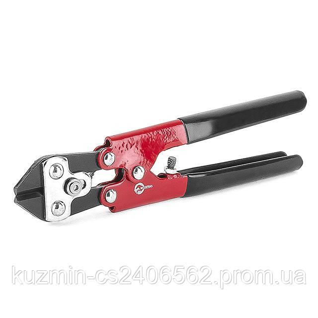 Ножницы арматурные 210мм; 0-4мм INTERTOOL HT-0171