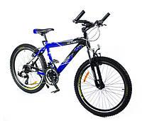 Горный  одноподвесный  велосипед   Azimut 24*207+A-1 Ultra , фото 1