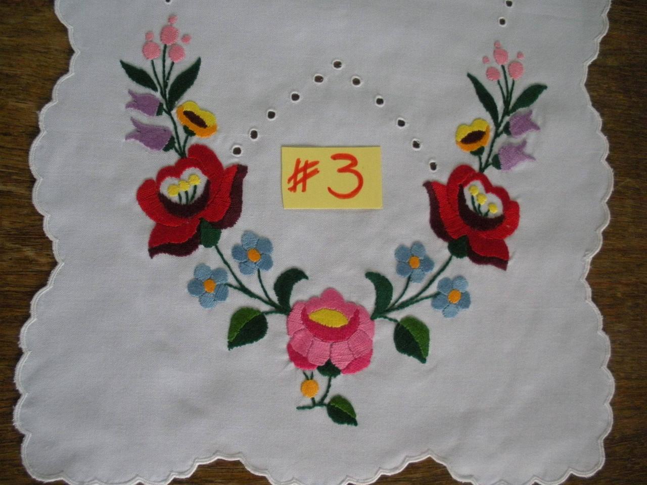 Скатерть -вышивка