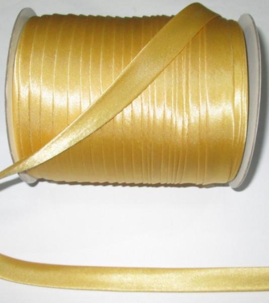 Лента для окантовки/бейка 1,5 см, кремовая