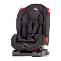 Детское автокресло MN3X Pantera Black ISOFIX от 9 месяцев до 6 лет ТМ Capsula 775110