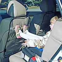 Защита для автомобильного сидения от грязи, защита от грязи и детских ног коврик на сидение в авто прозрачный