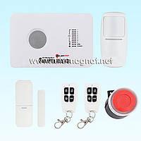 Комплект охранная сигнализация GSM 10C Prof PoliceCam (охранная сигнализация gsm)