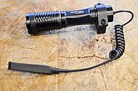 Подствольный аккумуляторный фонарик Police BL-Q1837-T6