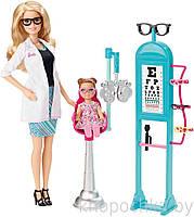Кукла Барби Окулист (Barbie CMF42)