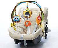 """Дуга развивающая для коляски и автокресла """"Лесная сказка"""" для детей с 0 мес. ТМ Tiny Love 1403100458"""