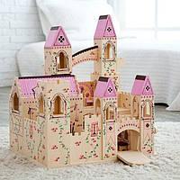 Замок принцессы деревянный (Folding Princess Castle, Melissa & Doug MD11263) Бесплатная доставка