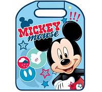 Защитный чехол MICKEY на спинку переднего сидения 45x58 см (голубой) ТМ Eurasia-Disney 25318