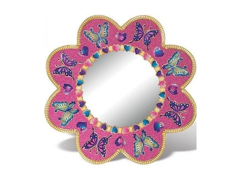 "Зеркало по номерам ""Бабочка"" Melissa & Doug (набор для творчества) MD4241"