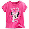 """Детская футболка """"Минни Маус""""   12-18 месяцев"""