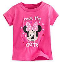 """Детская футболка """"Минни Маус"""" Disney. 12-18 месяцев"""