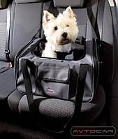 Сумка автомобильная для собак Trixie ✓ размер: 44 × 30 × 38 cm