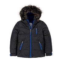Зимняя куртка для мальчика 5-12 лет ТМ Deux par Deux P 520-999