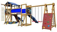 Игровая детская площадка SportBaby-12 для улицы ТМ SportBaby