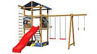 Игровая детская площадка SportBaby-8 для улицы ТМ SportBaby