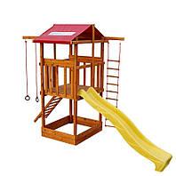 Игровой детский комплекс для улицы Babyland-1 ТМ SportBaby (игровая детская площадка)