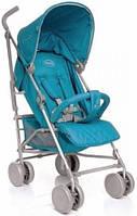 Детская коляска трость прогулочная 4baby LE Caprice 2016 Dark Turkus голубая Польша