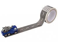 """Игровой скотч """"ЭКО-автомобильная дорога Трик-Трек"""" (Эко версия) (длина 20 м) ТМ """"Трик-Трек"""" TRIK-08001"""