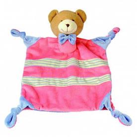 Іграшка комфортер - ведмідь ТМ Bіno (велика) 86465