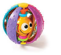 """Игрушка-погремушка """"Радужный мяч"""" для детей с рождения ТМ Tiny Love 1100700458"""