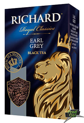 Чай Ричард Ерл Грей 90 г , фото 2