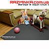 Детский коврик на пол непромокаемый Kiddy 200х140см, толщина 15мм