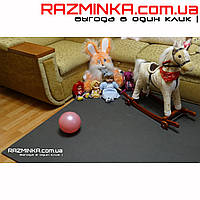 Детский игровой коврик для ползания ребенка (каремат) KIDDY 2000х1400х15мм