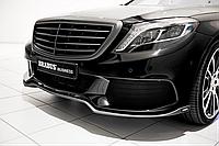 Обвес Brabus IBusiness на Mercedes-Benz S-class W222
