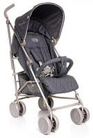 Детская коляска трость прогулочная 4baby LE Caprice 2016 Dark Grey серая Польша