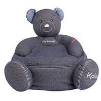 Кресло-мишка Blue Denim - KALOO