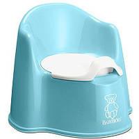 Кресло-горшок BabyBjorn Potty Chair (бирюзовый) 55113