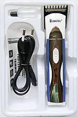 Триммер Domotec MS-2030  беспроводная машинка для стрижки волос  new, фото 2