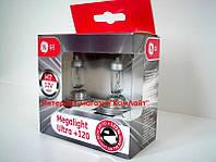 Автолампы General Electric Megalight Ultra Н7 +120% -2шт(Венгрия), фото 1