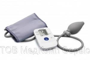 Вимірювач артеріального тиску  і частоти пульсу напівавтоматичний S1