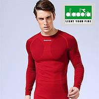 Мужское термо-компрессионное белье Diadora SFIDA Diadry Soccer Training Shirt, фото 1