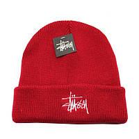 Разные цвета STUSSY шапки вязаные для взрослых и подростков шапка хлопок, фото 1