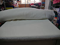 Мех Мутон белый 155см