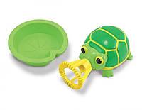 "Мыльные пузыри ""Черепашка"" (Tootle Turtle Squeeze Critter) ТМ Melissa & Doug MD6135"