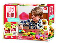 """Набор для лепки Tutti-Frutti """"Гамбургеры"""" (4 баночки пластилина по 75г, 4 ножа) ТМ BOJEUX BJTT14809"""