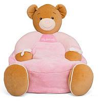 Кресло-мишка, розовое - KALOO