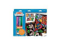 """Набор для творчества """"Разноцветная гравюра"""" ТМ Melissa & Doug MD5061"""